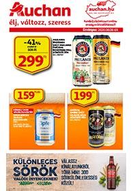 Auchan Sör katalógus 2020. 08.06-08.19