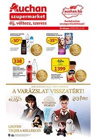 Auchan Szupermarket akciós újság 2020. 08.13-08.19