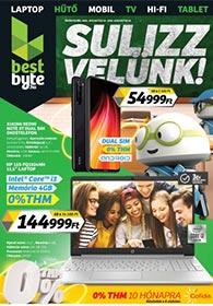 BestByte akciós újság 2020. 08.13-08.26