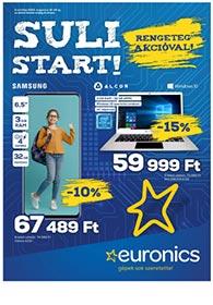 Euronics akciós újság 2020. 08.18-08.24