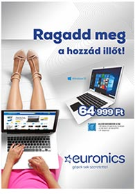 Euronics akciós újság 2020. 08.24-09.13