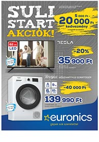 Euronics akciós újság 2020. 08.25-08.31
