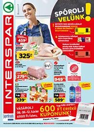 Interspar akciós újság 2020. 08.06-08.12