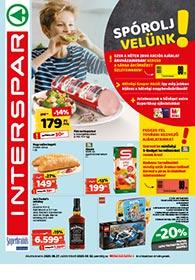 Interspar akciós újság 2020. 08.26-09.02