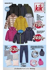 Kik textil akciós újság 2020. 09.02-től