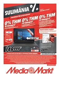Media Markt akciós újság 2020. 08.10-08.23