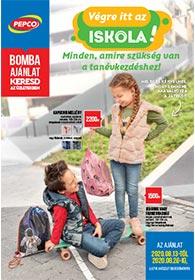 PEPCO akciós újság 2020. 08.13–08.26