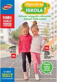 PEPCO akciós újság 2020. 08.27–09.02