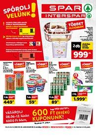 Spar akciós újság 2020. 08.06-08.12