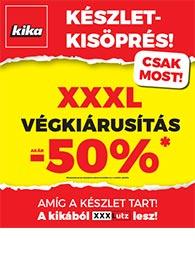 XXXLutz akciós újság 2020. 08.26-09.08