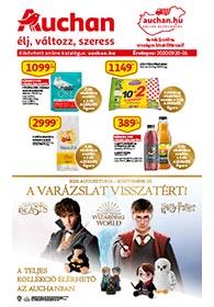Auchan akciós újság 2020. 09.10-09.16
