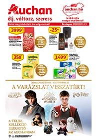 Auchan akciós újság 2020. 09.17-09.23