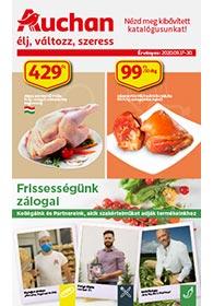 Auchan akciós újság 2020. 09.17-09.30