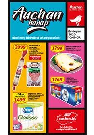 Auchan akciós újság 2020. 10.01-10.07
