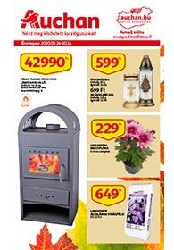 Auchan Őszi katalógus 2020. 09.24-10.14