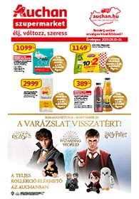 Auchan Szupermarket akciós újság 2020. 09.10-09.16