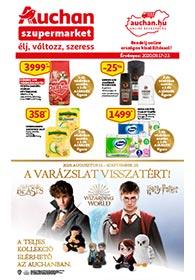 Auchan Szupermarket akciós újság 2020. 09.17-09.23