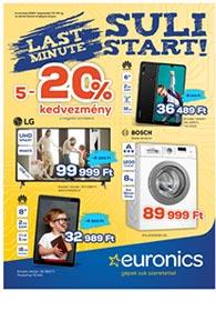 Euronics akciós újság 2020. 09.01-09.07