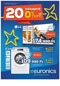 Euronics akciós újság 2020. 09.09-09.14