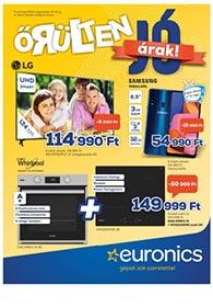 Euronics akciós újság 2020. 09.15-09.21