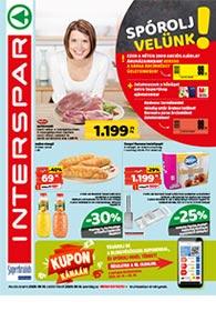 Interspar akciós újság 2020. 09.10-09.16