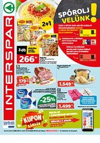 Interspar akciós újság 2020. 09.17-09.23