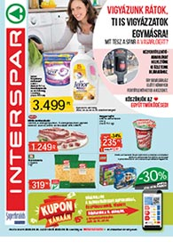Interspar akciós újság 2020. 09.24-09.30