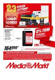 Media Markt akciós újság 2020. 09.23-10.04