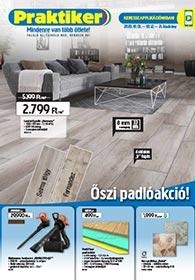 Praktiker akciós újság 2020. 10.01-10.12