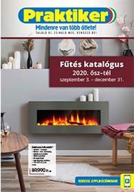 Praktiker Fűtés katalógus 2020. 09.03-12.31