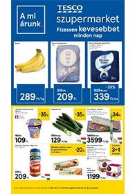 Tesco szupermarket akciós újság 2020. 09.17-09.23