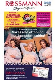 Rossmann akciós újság 2020. 10.05-10.16