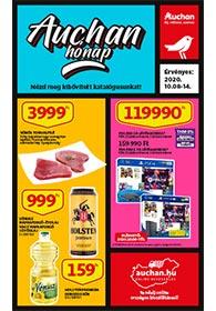 Auchan akciós újság 2020. 10.08-10.14