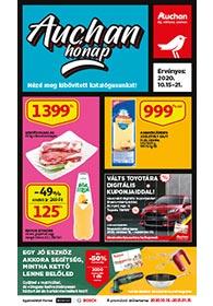 Auchan akciós újság 2020. 10.15-10.21
