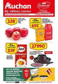 Auchan akciós újság 2020. 10.29-11.04