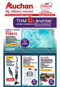 Auchan Műszaki katalógus 2020. 10.08-10.21