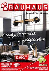 Bauhaus akciós újság 2020. 09.15-11.02