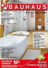Bauhaus akciós újság 2020. 09.22-11.02