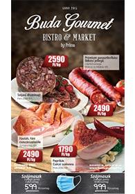 Buda Gourmet akciós újság 2020. 10.01-10.04