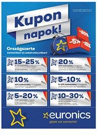 Euronics akciós újság 2020. 10.08-10.11