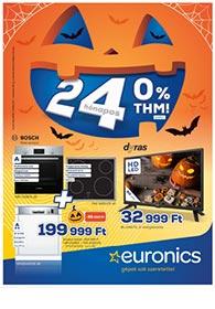 Euronics akciós újság 2020. 10.27-11.02