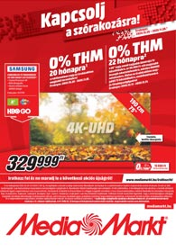 Media Markt akciós újság 2020. 10.28-11.08