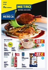 Metro HORECA katalógus 2020. 10.07-11.03