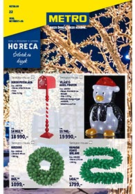 Metro HORECA Ötletek katalógus 2020. 10.07-10.20