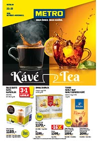 Metro Kávé és Tea katalógus 2020. 10.07-11.03