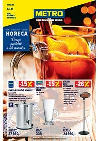 Metro HORECA Ünnepi katalógus 2020. 10.07-11.03