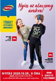 PEPCO akciós újság 2020. 10.29–11.04