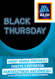 Aldi Black Thursday 2020
