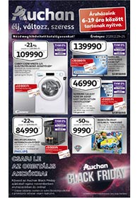 Auchan akciós újság 2020. 11.19-11.25