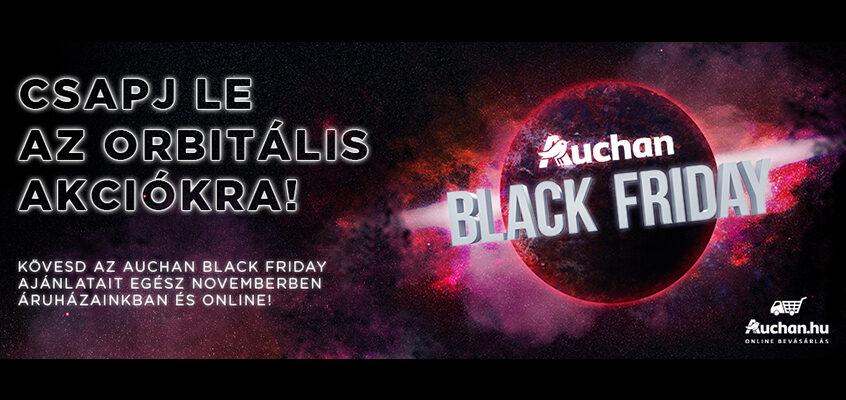 Auchan BLACK FRIDAY 2020